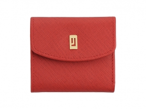 Red Gold Wallet
